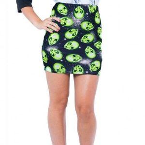 NWT Iron Fist Area 51 Mini Skirt Size: S & L